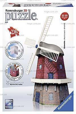 3D Пазл Ravensburger «Мельница», 12563, фото