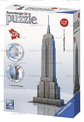 3D Пазл Ravensburger «Небоскреб Empire State Building», 12553