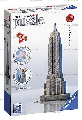 3D Пазл Ravensburger «Небоскреб Empire State Building», 12553, цена