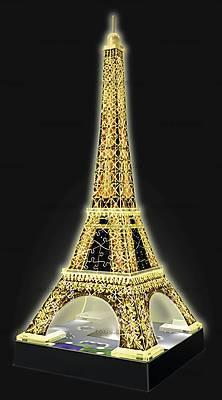 3D Пазл-ночник «Ночная Эйфелева башня», 12579, купить