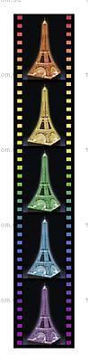 3D Пазл-ночник «Ночная Эйфелева башня», 12579, отзывы