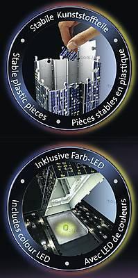 3D Пазл-ночник «Ночной Empire State Building», 12566, фото