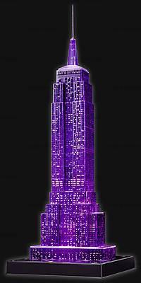 3D Пазл-ночник «Ночной Empire State Building», 12566, доставка