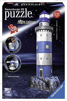 3D Пазл-ночник «Ночной маяк», 12577