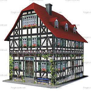 3D Пазл Ravensburger «Средневековый дом», 12572, отзывы