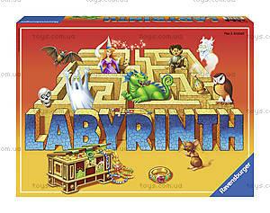 Настольная игра Ravensburger «Сумасшедший лабиринт», 26481