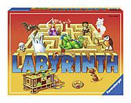 Настольная игра Ravensburger «Сумасшедший лабиринт», 26481, фото
