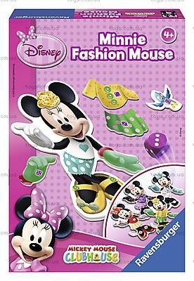 Настольная игра Ravensburger «Гардероб мышки Минни», 21070