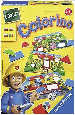 Настольная игра Ravensburger «Лого Колорино», 24369