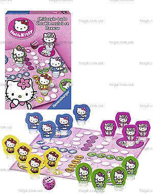Настольная игра Ravensburger «Пачиси Hello Kitty», 22076