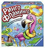 Настольная игра Ravensburger «Ринго Фламинго», 22251, toys