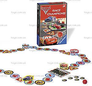 Настольная игра Ravensburger «Тачки-2: Чемпион гонок», 22156