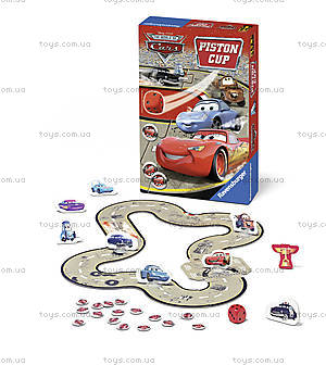 Настольная игра Ravensburger «Трасса для гонок», 22075