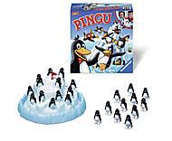 Настольная игра Ravensburger «Пингвины на льдине», 22080, фото