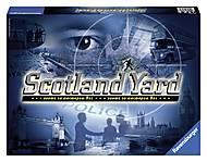Настольная игра Ravensburger «Скотланд-Ярд», 26583, отзывы