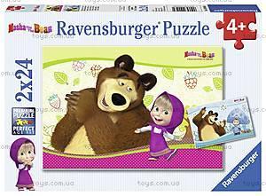 Пазл Ravensburger «Маша и Медведь», 09046R