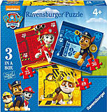 Пазл Ravensburger 3в1 «Собачий патруль», 07057_2, купить