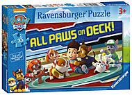 Ravensburger Пазл «Собачий патруль», 35 элементов, 08776_1, отзывы
