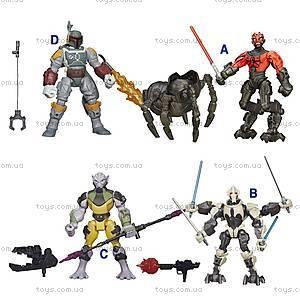 Разборная фигурка с оружием вселенной Star Wars, B3666