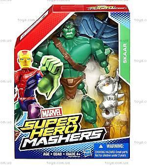 Разборная фигурка супергероя «Марвел», A6825, детские игрушки