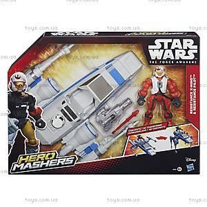 Разборные транспортные средства вселенной Star Wars, B3701, фото