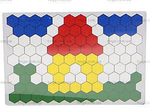 Разноцветная мозаика для малышей, 0908, детские игрушки