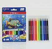 Разноцветные фломастеры в упаковке, YL875002-12, отзывы