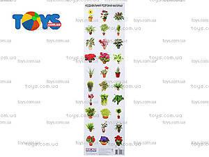 Разрезной материал «Цветы», 65948