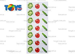 Разрезной материал «Овощи», 659, купить