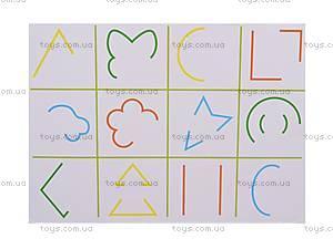 Развивающая игра «Цвета и формы», VT4207-17, фото