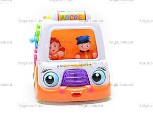 Развивающая игрушка «Автобус», 9180, купить
