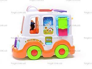 Развивающая игрушка «Автобус», 9180, фото