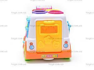 Развивающая игрушка «Автобус», 9180, отзывы