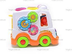 Развивающая игрушка «Автобус», 9180, цена