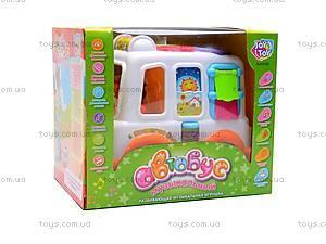 Развивающая игрушка «Автобус», 9180, игрушки