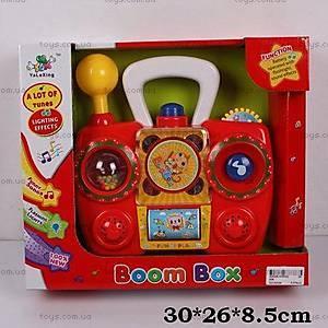 Развивающая игрушка Boom Box, 008
