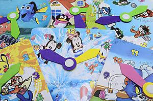 Развивающая игрушка «Часы», 803, детские игрушки