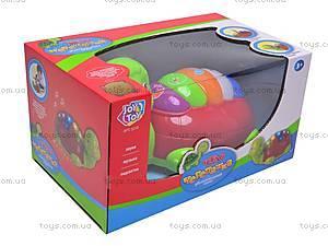 Развивающая игрушка «Чудо-черепашка», 2216, игрушки