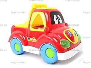 Развивающая игрушка «Грузовичок», 7069, детские игрушки