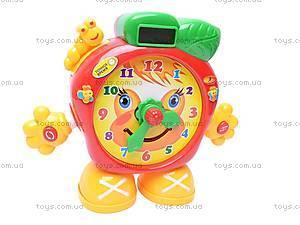 Развивающая игрушка «Который час?», 7158, фото
