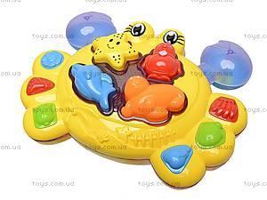 Развивающая игрушка «Краб», 5088D, детские игрушки