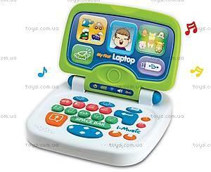 Развивающая игрушка «Мой первый ноутбук», K31348, купить