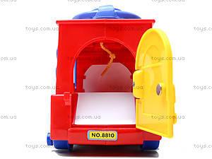 Развивающая игрушка «Паровоз», 8810, отзывы