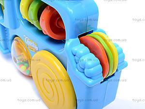 Развивающая игрушка «Паровозик», 1374E (765157, фото