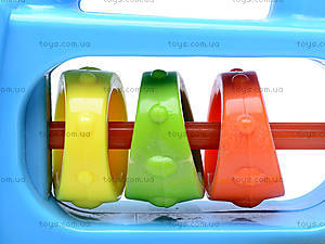 Развивающая игрушка «Паровозик», 1374E (765157, отзывы