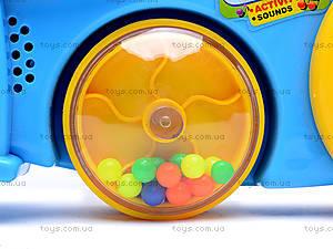 Развивающая игрушка «Паровозик», 1374E (765157, игрушки
