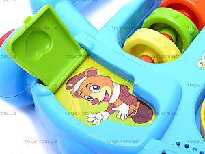 Развивающая игрушка «Паровозик», 1374E (765157, детские игрушки