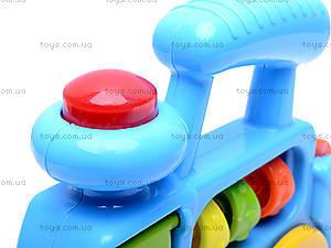 Развивающая игрушка «Паровозик», 1374E (765157, магазин игрушек
