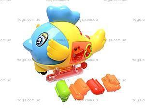 Развивающая игрушка «Рыбка», 5088A, купить