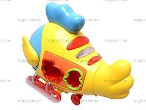 Развивающая игрушка «Рыбка», 5088A, игрушки